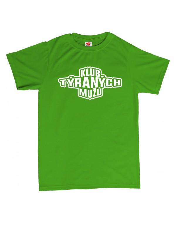 Tričko Klub týraných mužů