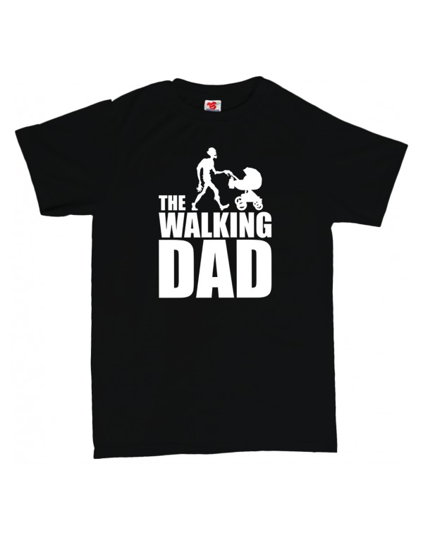 Tričko The Walking Dad