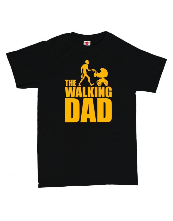 Tričko The Walking Dad