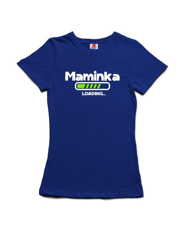 Tričko Maminka - Loading ...