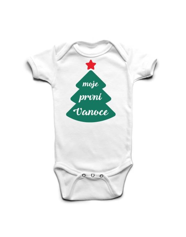 Dětské body - Moje první Vánoce