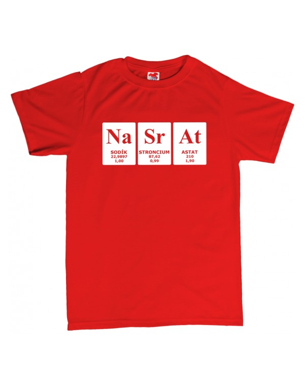 Tričko NaSrAt cf2d432a10