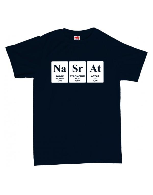 Tričko NaSrAt
