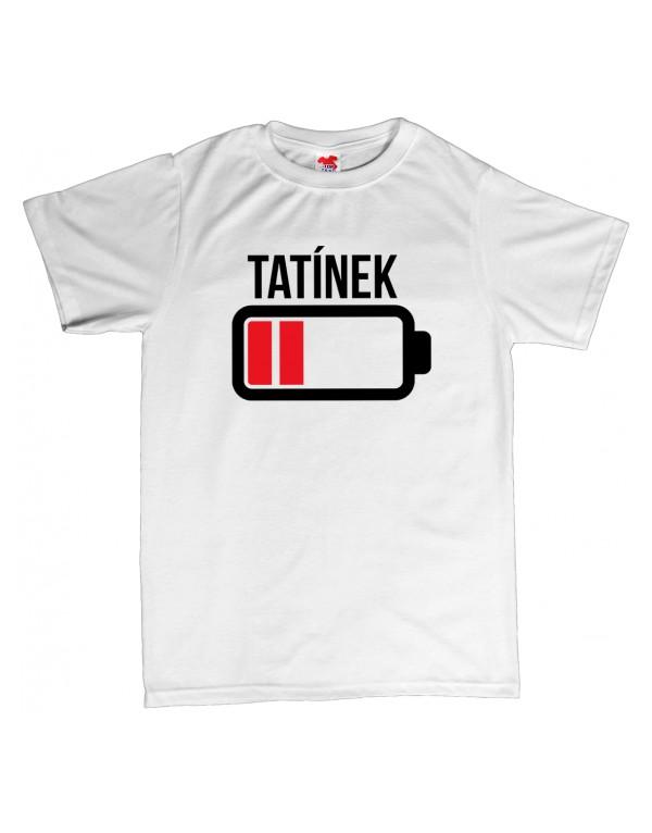 Tričko Baterie tatínk