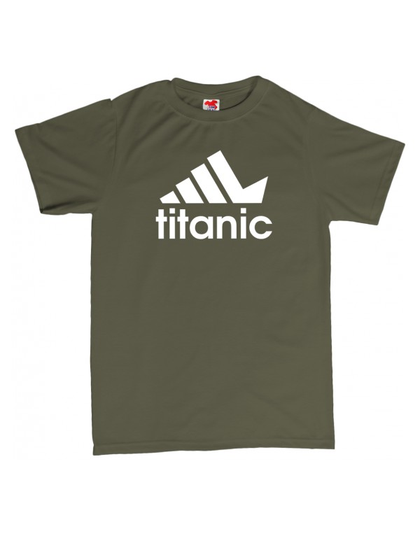 Tričko Titanic