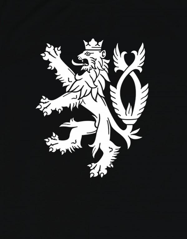 Tričko Český lev - státní znak