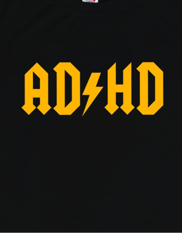 Tričko - AD/HD