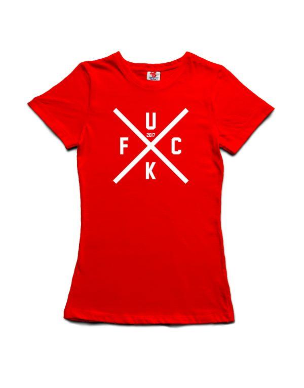 Tričko FUCK