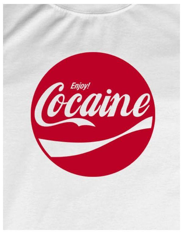 Tričko Cocaine