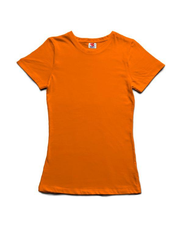 Tričko bez potisku - dámské