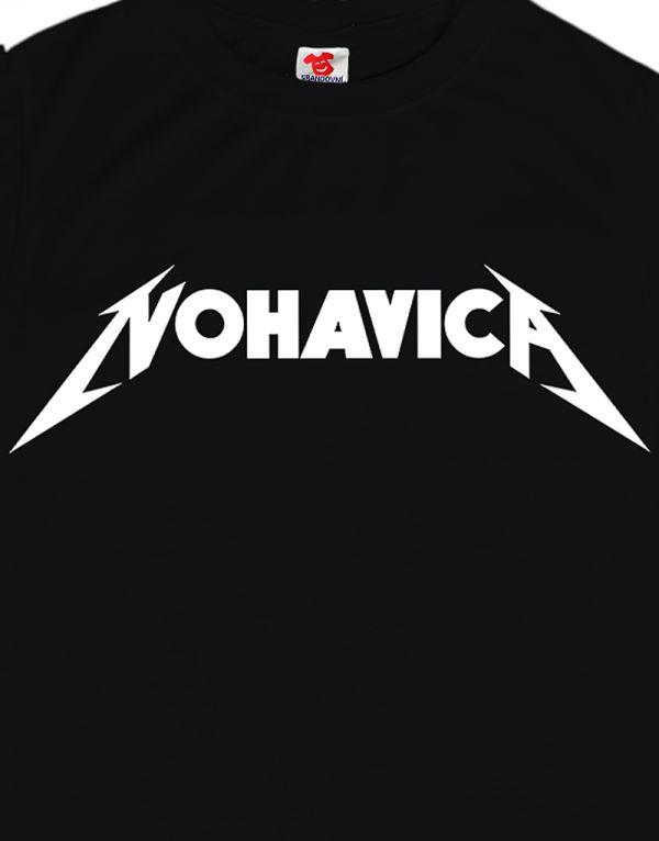 Tričko Nohavica - Metallica