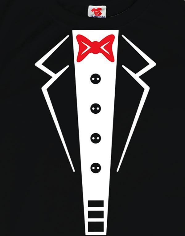 Tričko Sako s kravatou
