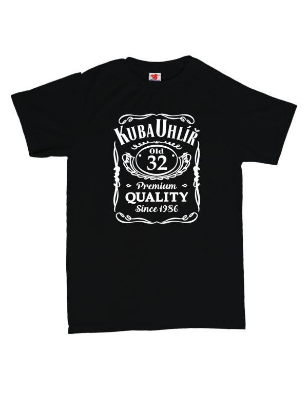 Narozeninové tričko - Jack Daniel's