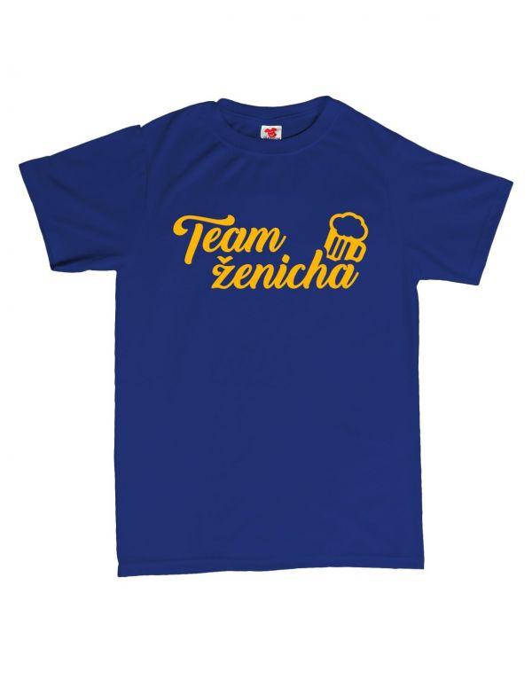 Tričko Team ženicha
