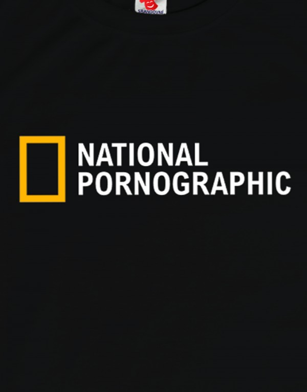 Tričko National Pornographic