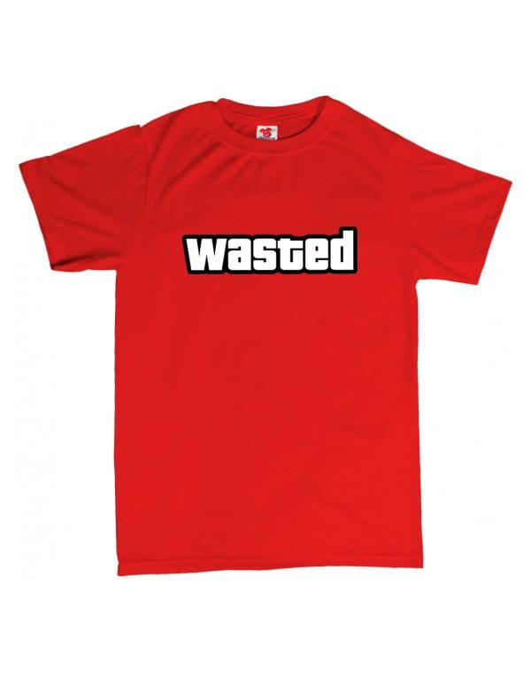 Tričko WASTED - GTA